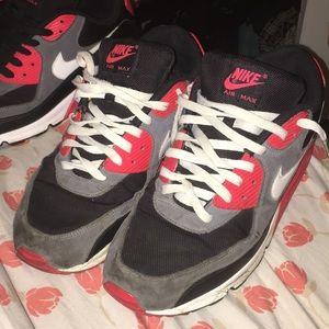Nike air max infrared reverse